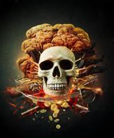 White Skull by igreeny