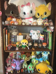 Plush collection 2 by pinkcollector