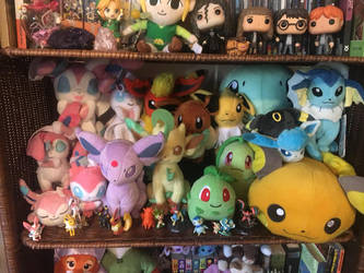 Pokemon collection by pinkcollector
