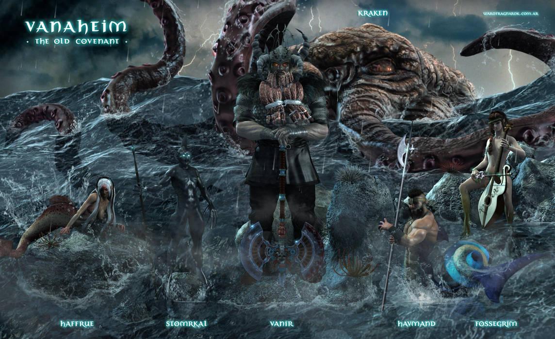 Vanaheim - The Old Covenant by warofragnarok