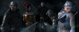 Elves Princes by warofragnarok