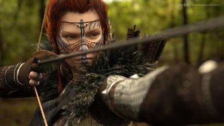 Arrow by warofragnarok