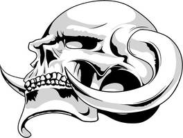 Skull by T3hSpoon