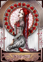 La Rose Rouge by LiberianGurrl