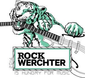 Rock Werchter design by LiberianGurrl