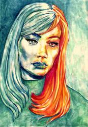 Francoise Hardy by LiberianGurrl