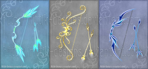 Bows adopts 1 (CLOSED) by Rittik-Designs