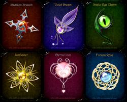 Magic items adopts 4 (CLOSED) by Rittik-Designs