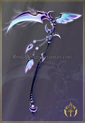 Thunderbird, scythe adopt (CLOSED) by Rittik-Designs