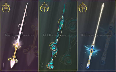 Wand adopts 9 (CLOSED) by Rittik-Designs