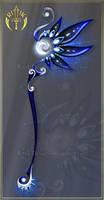 Night Dancer, staff adopt (CLOSED) by Rittik-Designs