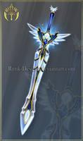 Sapphire Sword (CLOSED) by Rittik-Designs