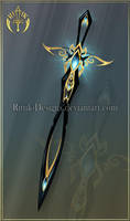 (CLOSED) Sword of Dark Dreams by Rittik-Designs
