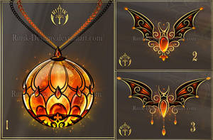 (CLOSED) Magic items adopts 24 by Rittik-Designs