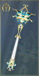 (CLOSED) Sacred Flower by Rittik-Designs