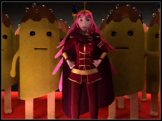 Princess Bubblegum: Eternal Empire by lakan-inocencio