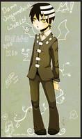 SE: Chibi  Death the Kid by Osato-kun