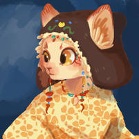 Ilva headshot by Osato-kun