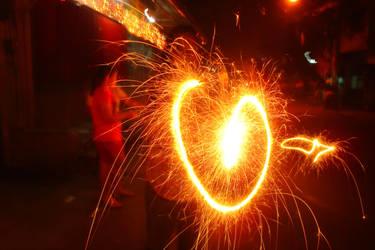 Heart Ablaze by rileypluserin