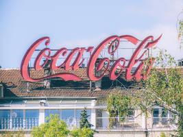 Coca Cola of the past by unisonart