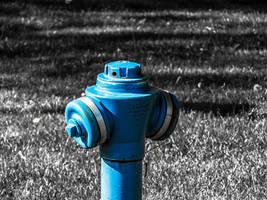 Blue color by unisonart