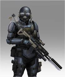 Bleach operative by Hokunin