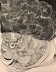 Blob doodle by EdMatter