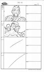 Avatar Storyboard ep203 p04 by justinridge