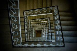 Stairs by c1n3kk