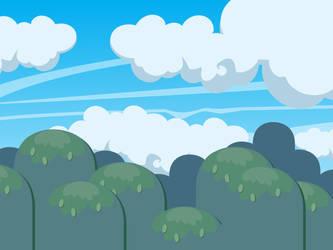 Blue Hills by venetik