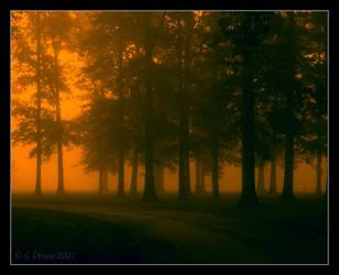 The Fiery Fog by bamako