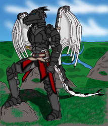 Tyrus the Tyrant by RazenHashikado