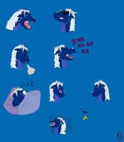 Razen Emotes by RazenHashikado