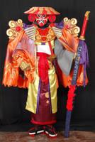 yojimbo cosplay by arthemis92