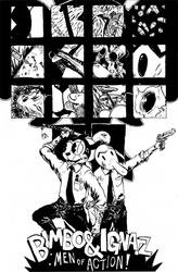 BIMBO AND IGNATZ:MEN OF ACTION by JackJersey