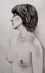 Self-Portrait by gaux-gaux