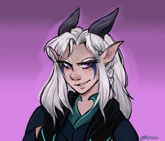 Rayla by spinysaur