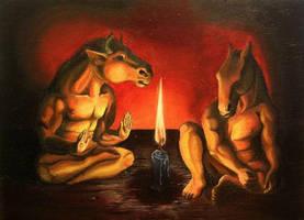 Gozu y Mezu by elliegreco