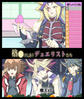 ranking duelists by ineedsomecake