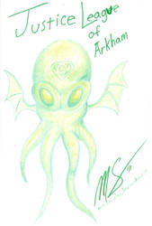 Kids For Cthulu by minionsultd