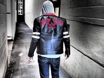Alex Mercer: I will turn back on this world by Danzan1