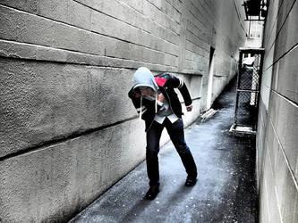 Alex Mercer: Walking Virus by Danzan1