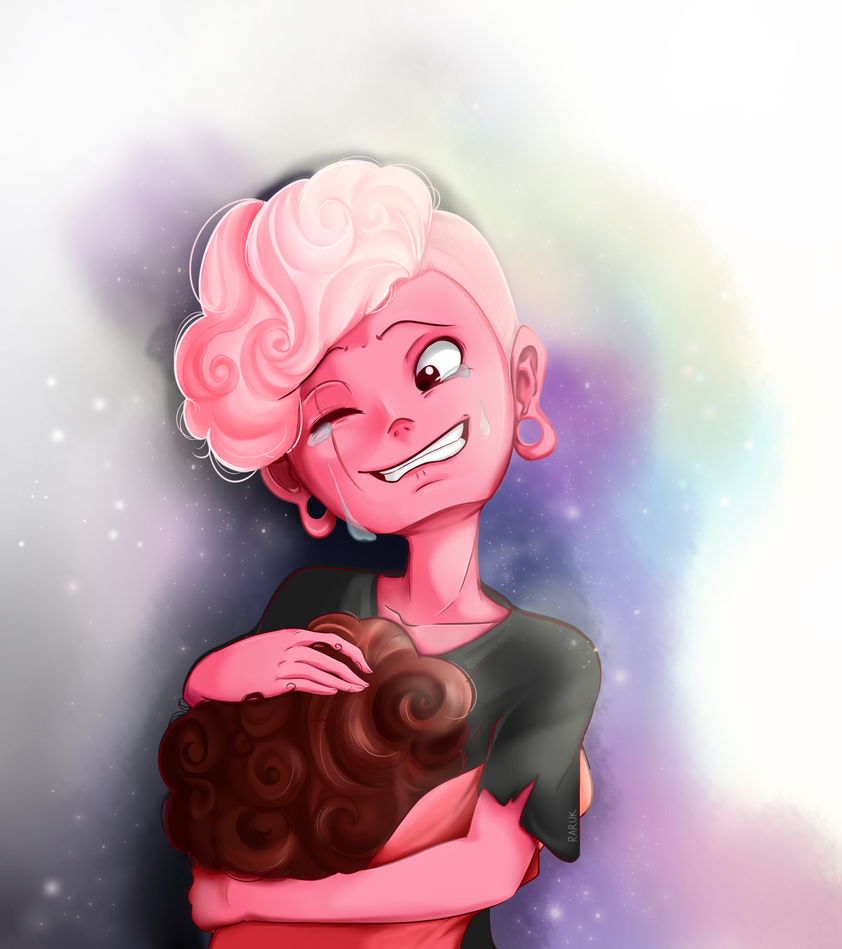 Those eps were so good. I love the new Lars <3 Characters (c) Steven Universe/Rebecca Sugar  Art by Raruk