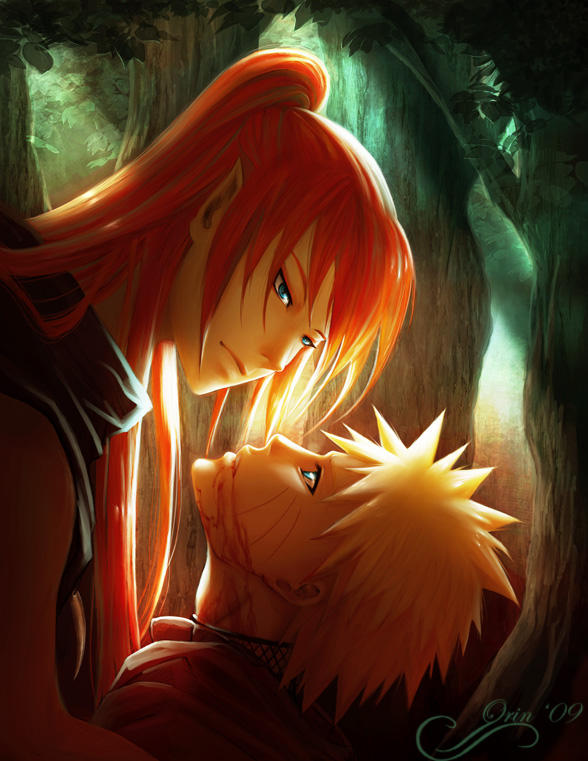 Naruto and fem kyuubi love fanfiction