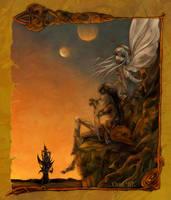 :: The Dark Crystal :: by orin