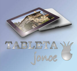 Tableta jonoe by Jonoe