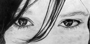 Eve's Eyes by LaurelArtz