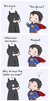 So Clark... by DeanGrayson