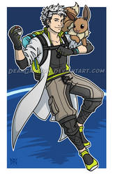 Professor Willow by DeanGrayson