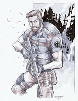 Shield Agent Steve by DeanGrayson